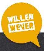 Knipsel willem wever